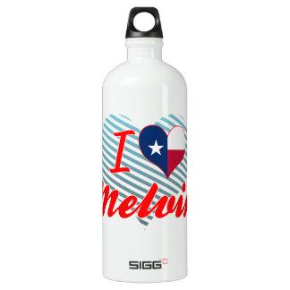 I Love Melvin, Texas SIGG Traveler 1.0L Water Bottle