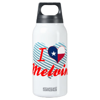 I Love Melvin, Texas SIGG Thermo 0.3L Insulated Bottle