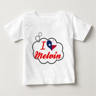 I Love Melvin, Texas T Shirt