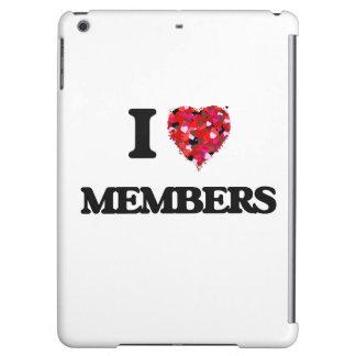 I Love Members Case For iPad Air