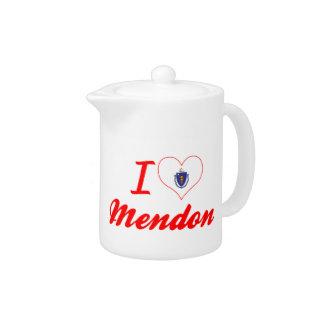 I Love Mendon, Massachusetts