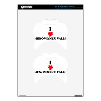 I love Menomonee Falls Xbox 360 Controller Skin