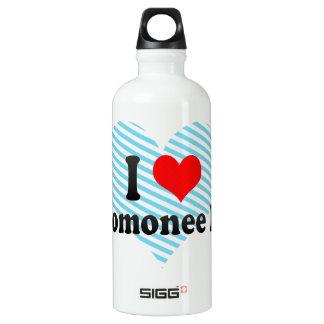 I Love Menomonee Falls, United States SIGG Traveler 0.6L Water Bottle