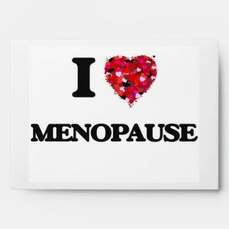 I Love Menopause Envelopes