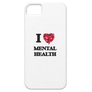 I Love Mental Health iPhone 5 Case