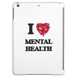I Love Mental Health iPad Air Cover