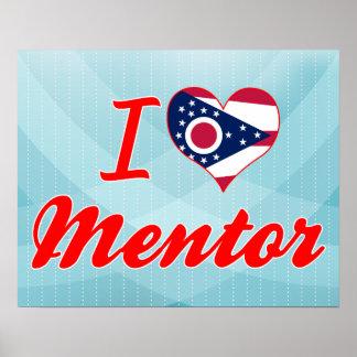 I Love Mentor Ohio Poster