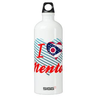 I Love Mentor, Ohio SIGG Traveler 1.0L Water Bottle