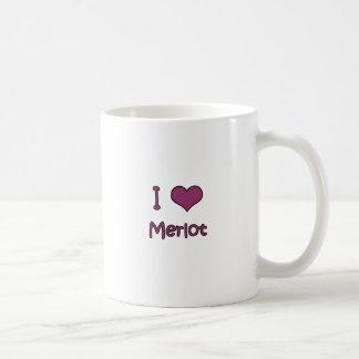 I Love Merlot Mug