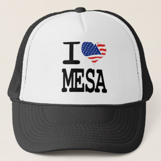 I love Mesa Trucker Hat