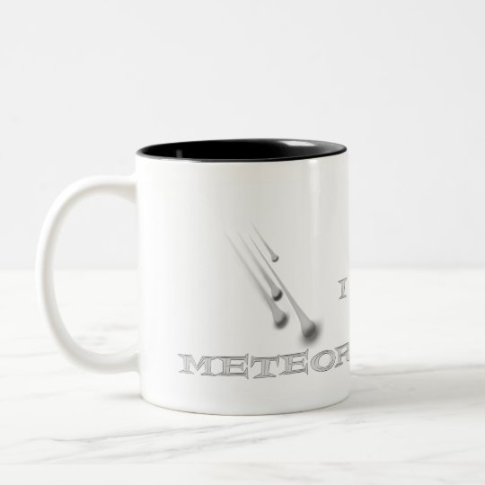 I Love Meteor Showers Coffee Mug