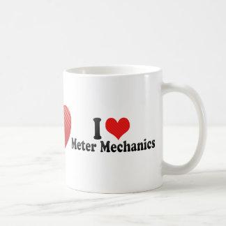 I Love Meter Mechanics Mug