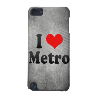 I Love Metro, Indonesia iPod Touch 5G Case