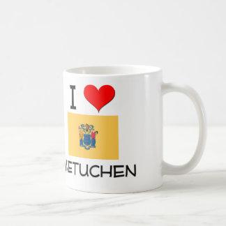 I Love Metuchen New Jersey Coffee Mug