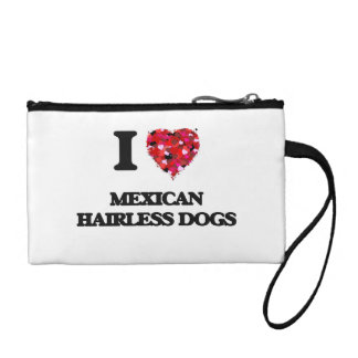 I love Mexican Hairless Dogs Change Purses