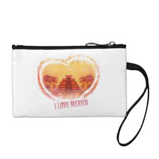 I Love Mexico Bagettes Bag