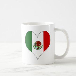 I Love Mexico Coffee Mug