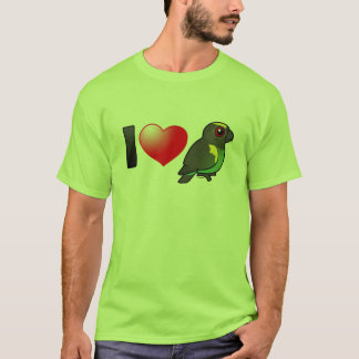 I Love Meyer's Parrots T-Shirt