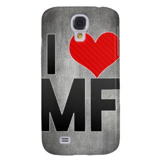 I Love MF Galaxy S4 Covers