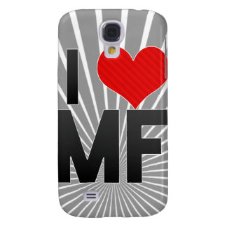 I Love MF Samsung Galaxy S4 Cover