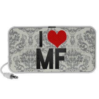 I Love MF iPod Speaker