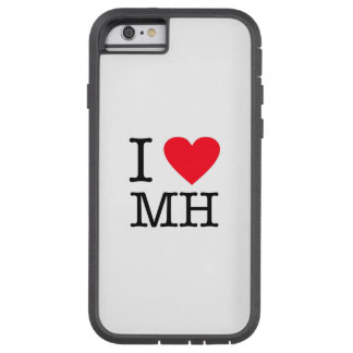 I Love MH  - iPhone case