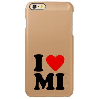 I LOVE MI INCIPIO FEATHER SHINE iPhone 6 PLUS CASE