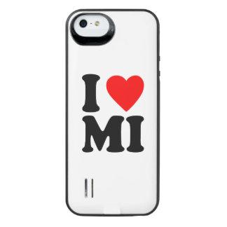I LOVE MI iPhone SE/5/5s BATTERY CASE
