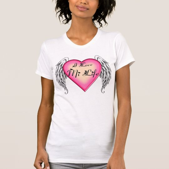 I love Mi Life girls T-Shirt