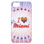 I Love Miami, Arizona Case For iPhone 5C