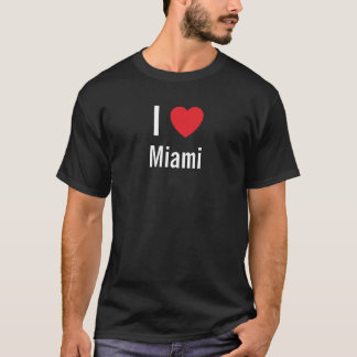 I love Miami T-Shirt