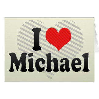 I Love Michael Card