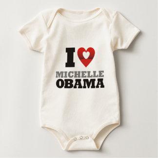 i love michelle obama baby bodysuits