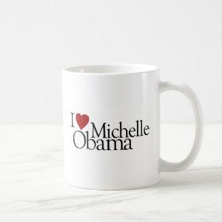 I Love Michelle Obama Coffee Mug