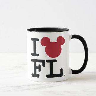 I Love Mickey   Florida Mug