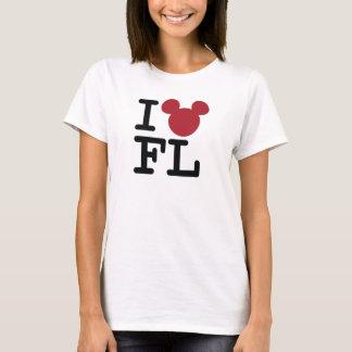 I Love Mickey   Florida T-Shirt