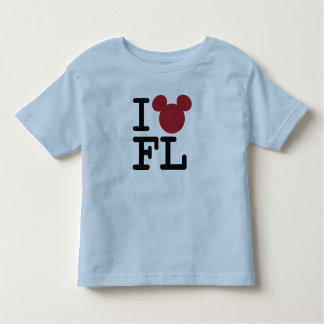 I Love Mickey | Florida Toddler T-shirt