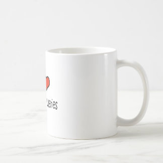 I Love Micro-Breweries Coffee Mug