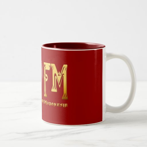 I Love Micronesia Mug