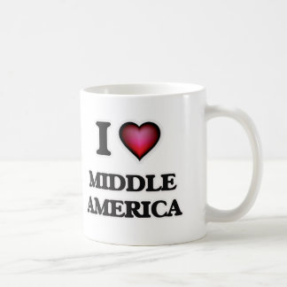 I Love Middle America Coffee Mug