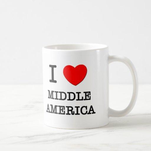 I Love Middle America Mug