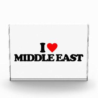 I LOVE MIDDLE EAST AWARD
