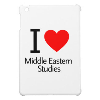 I Love Middle Eastern Studies Cover For The iPad Mini