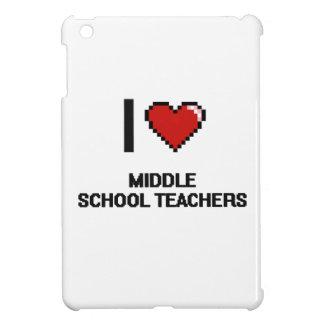 I love Middle School Teachers Cover For The iPad Mini