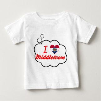 I Love Middletown, Missouri Shirts
