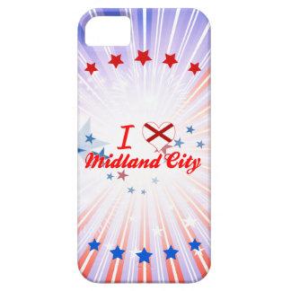 I Love Midland City, Alabama iPhone 5 Covers
