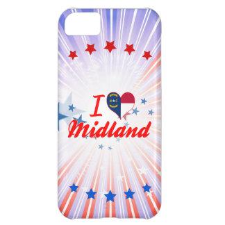 I Love Midland, North Carolina iPhone 5C Cover