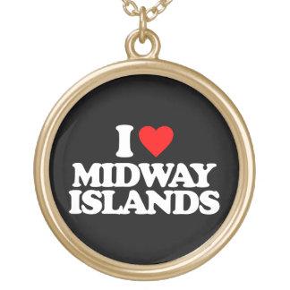 I LOVE MIDWAY ISLANDS JEWELRY