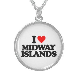 I LOVE MIDWAY ISLANDS CUSTOM JEWELRY
