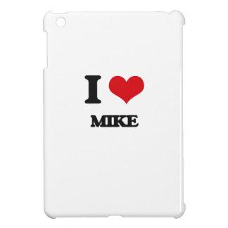 I Love Mike iPad Mini Cases